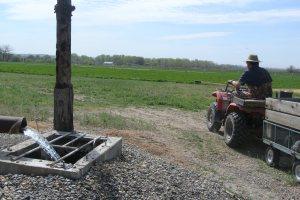 Pumping Irrigation Water