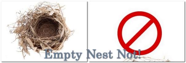 A No Empty Nest