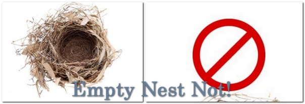 A No Empty Nest