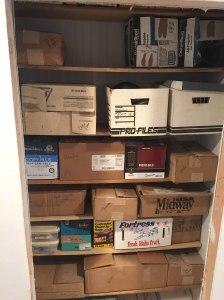 A Storage Area