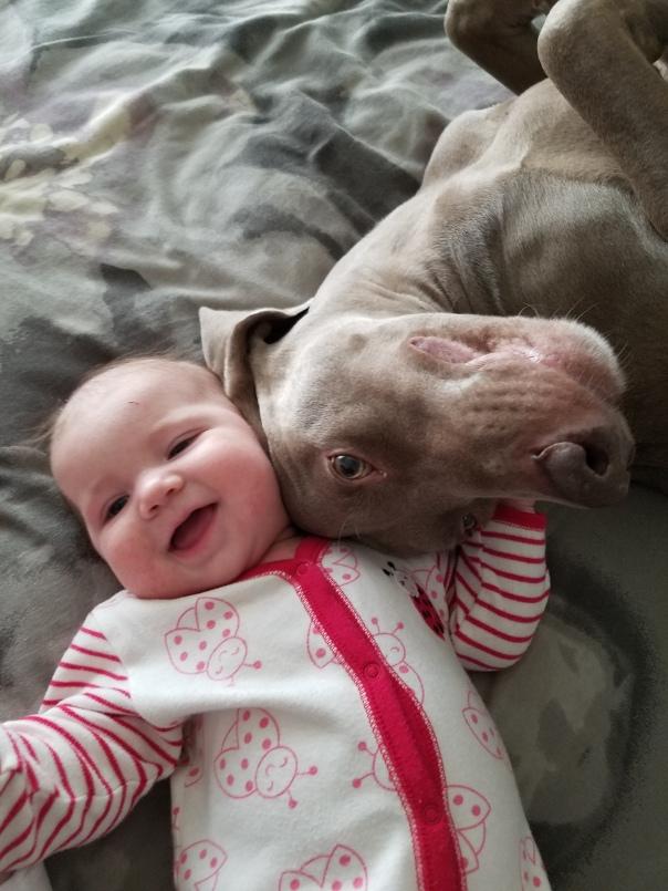 Kletzi's Colby Baby Snuggles