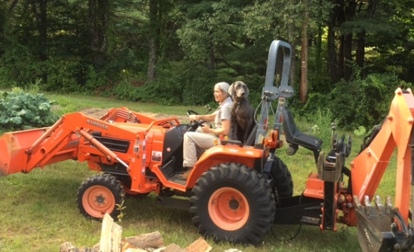 Kilroy's Taun Tractor1