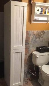 Utility Bath Small Cabinet-6