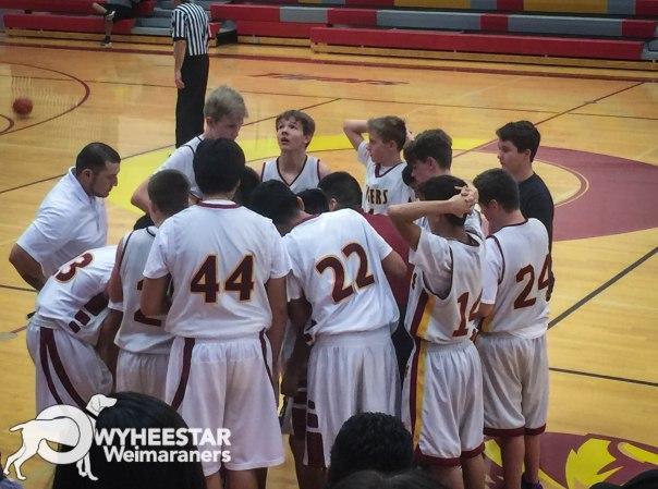 Brad's 1st OHS High School Game-7