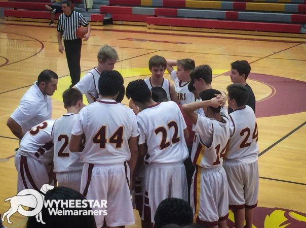 Brad's 1st OHS High School Game-9